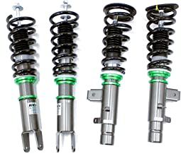Hyper-Street Basic Lowering Kit Assembly, Sports Lowering Springs and Mono Tube Shock w/ 32-Way Damping Force Adjustable