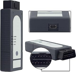 ODISソフトウェア用の検出器5.1.3Wifi検出器の簡単なインストール最新のワイヤレス通信WLANテクノロジーを採用して、リモート診断ヘッド5054Aと診断インターフェース5055を置き換え、車両診断インターフェースのワイヤレスデータ送信を...