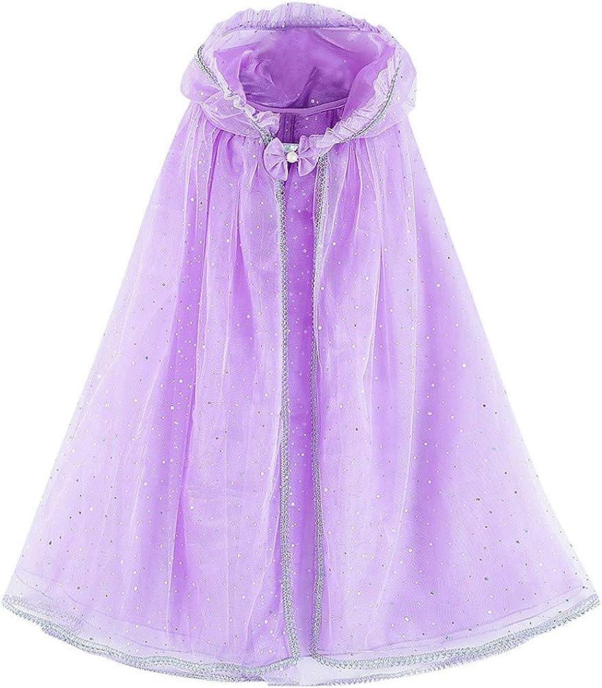 2019 M/ädchen Prinzessin Kleid T/üll Abendkleid Spitzen Ballkleid Festzug lang 120-170
