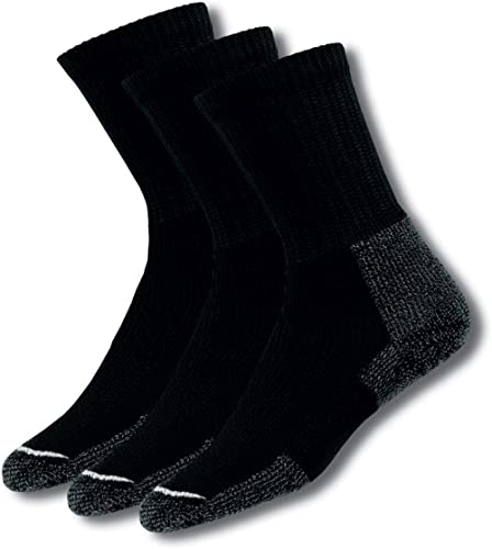 thorlos Men's Kx Max Cushion Hiking Crew Socks