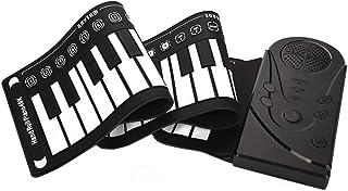 VGEBY Roll-up Keyboard Piano, Portable 49 Keys Electronic Ha