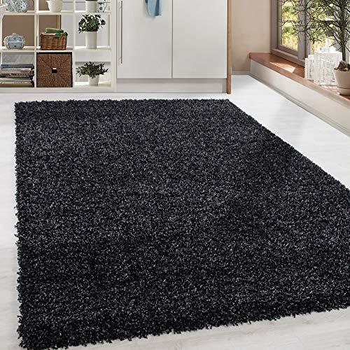 HomebyHome *Shaggy* tapijten voor de woonkamer met 30 mm poolhoogte *bestel*! 'Shaggy' tapijten met Oeko-Tex gecertificeerd. *Shaggy tapijten* kunnen met verschillende kleuren worden besteld!
