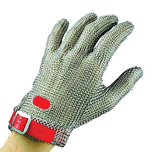 Chainex CHAINEXTRA Protective Glove XS with short green belt