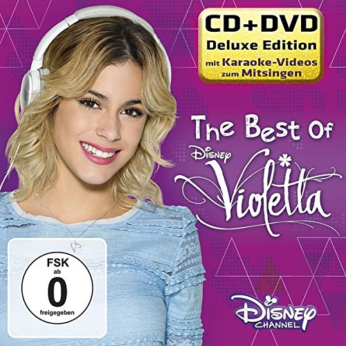 The Best of Violetta-Deluxe CD+DVD