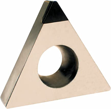 American Carbide Tool Polycrystalline Diamond Tipped Insert CPG-422 Style 1//2-Inch IC Size PCD15 Grade