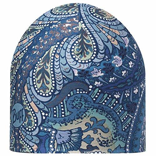 Original Buff Solid Olive - Insect Shield 2 Layers Hat Unisex, diseño Estampado