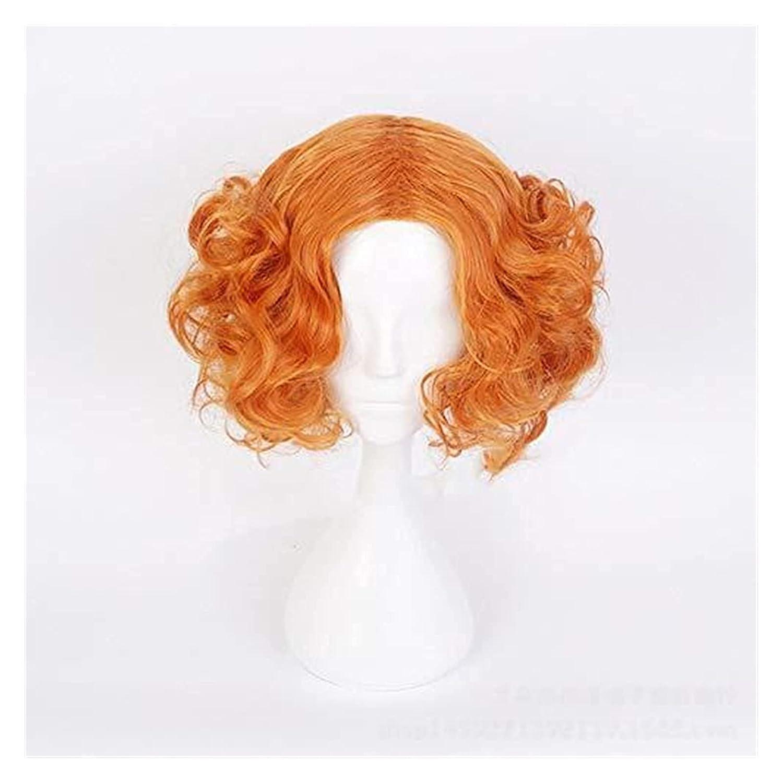Hair caps and wig Alice Very popular Mad half Wig Tarrant Hightopp Orange Hatter S