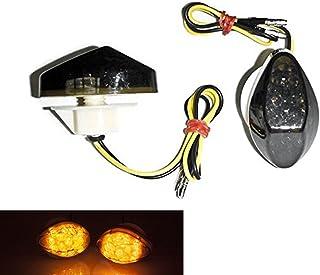Indicatore Di Direzione Anteriore A LED Per Montaggio A Incasso CBR 600RR 1000RR 2004-2007