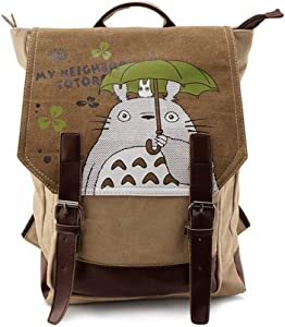 Nursery Bag Japanese Neighbor Totoro Student Book Bag Cosplay Cartoon Rucksack Backpack for 14 quot  Laptop