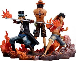 Siyushop Figurine DXF One Piece, Brotherhood II, Ensemble de 3