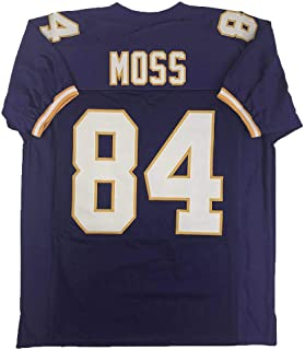 Nacenly Men's/Women's/Youth Randy_Moss_#84 Jersey for American Football Jerseys Birthdays Gift