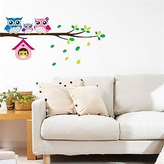 RTLJN Wall stickersEtiquetas engomadas decorativas de la pared de la guardería del cuarto de niños Caliente