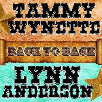 Back To Back: Tammy Wynette & Lynn Anderson