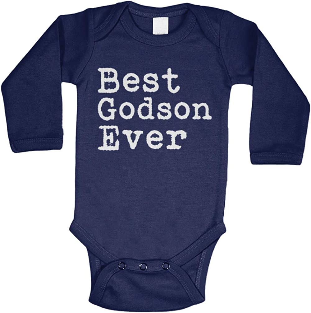 Tcombo depot Best Godson Ever Bodysuit - Limited Special Price Gift Birthday