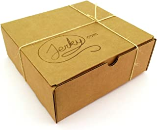 Beef Summer Sausage Gift Bag - 3 best selling flavors included: Original, Cheese, Jalapeno & Cheese - Double the Meat! (Best Value)
