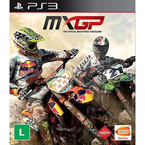 MXGP The Official Motocross Videogame PS3 / Spanish version