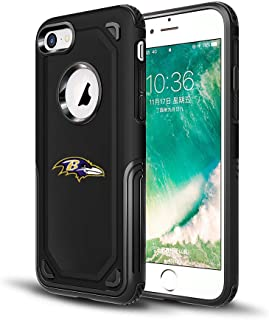 iPhone 6s Tough Electroplate Case, 3 in 1 Ultra-Thin Smooth Anti-Scratch PC Hard Back Case Full Cover for iPhone 6 / 6s - Black