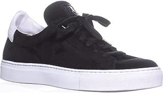 Belstaff Dagenham Low Rise Fashion Sneakers, Black