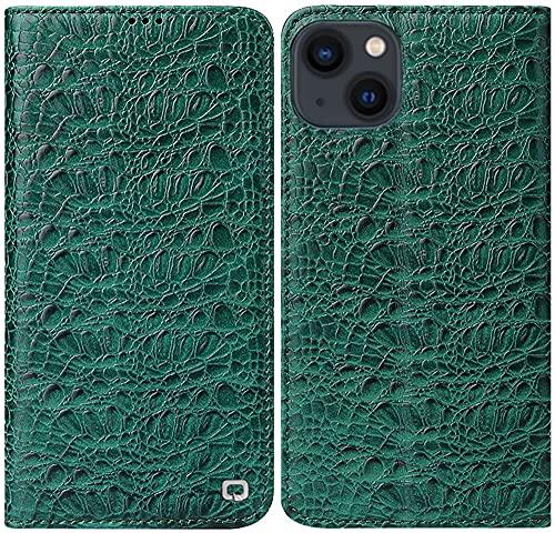 Funda con tapa para teléfono Apple iPhone 13 mini. SE 2020 iPhone 7/manzana 11 Pro Max/12/8 Plus/XS Billetera, ranura para tarjeta de crédito, cierre magnético, cubierta protectora de cuero, carcasa