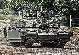 Challenger 2 tanque 1000 piezas de rompecabezas militar rompecabezas educativo actividad entre padres e hijos-70x50cm