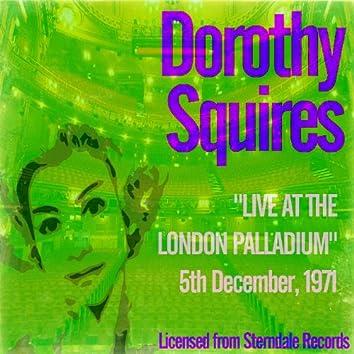 """Live At The London Palladium"" 5th December, 1971"