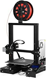 Creality Ender-3 3D Printer Kit V-Slot DIY with MK10 Extruder 1.75mm 0.4mm Nozzle 220 x 220 x 250mm (not Include Filament)