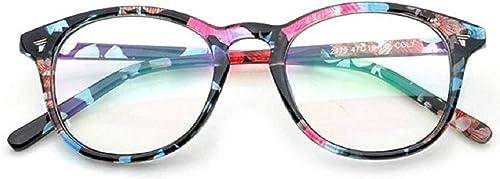 Peter Jones Round Anti Glare Reading Glasses for Men Women Computer Readers UV 400 Customise Prescription AG016