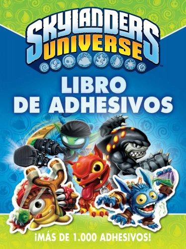 Skylanders Universe. Libro adhesivos