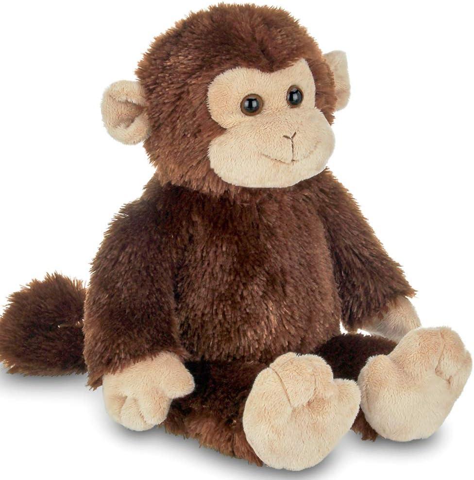 Bearington Swings Soft Plush Monkey Stuffed Oklahoma City Mall 15 Inches Free shipping anywhere in the nation Animal