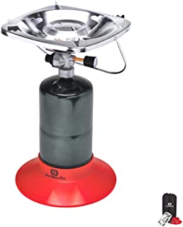Outbound Adjustable Propane Stove | 10,000 BTU | Case Included