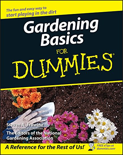 Frowine, S: Gardening Basics For Dummies