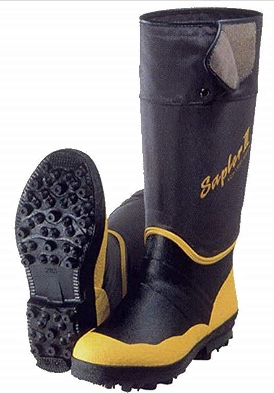 にんじんぶら下がる愛情ケブラー製布使用 スパイク長靴 22-SG Ⅱ