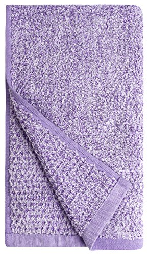 Everplush Hand Towel Set, 4 x (16 x 30 in), Lavender, 4 Count