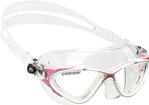 Cressi Planet Goggles Unisex-Adult Zwembril voor volwassenen met langdurige anti-condens technologie