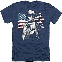 John Wayne American Icon T Shirt & Stickers