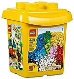 Lego - 10662 - Baril jaune de briques - Lego