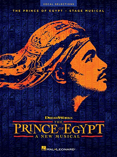 The Prince of Egypt - Vocal Selections: Stage Musical