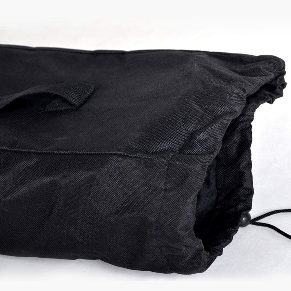 Avec Une Bandouli/ère R/églable Unisexe Sac /à Dos De Planche /à Roulettes En Tissu Oxford Noir R/églable De 33,8 Pouces Sac De Transport De Planche /à Roulettes Longboard
