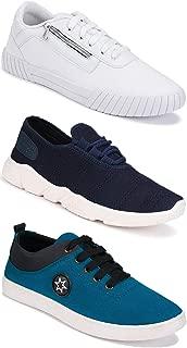 Zenwear Combo Pack of 3,Sports Shoe for Men