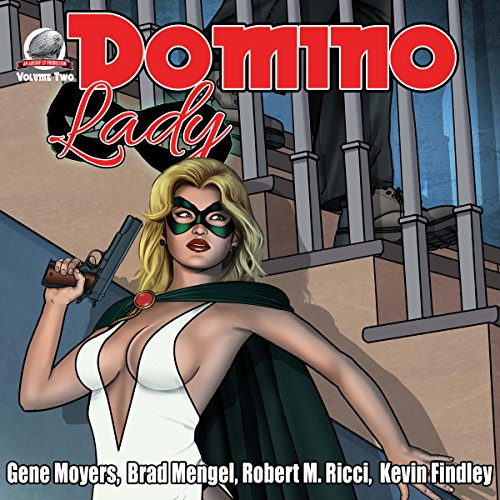Domino Lady, Volume Two cover art