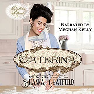 Caterina audiobook cover art