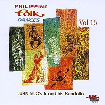 Philippine Folk Dances, Vol. 15