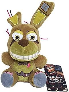 Bonnie Rabbit Plush Toys FNAF Five Nights at Freddy's Plush Plush Stuffed Animals Doll Toy