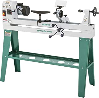 Grizzly G0842 1434; x 3734; Wood Lathe with Copy Attachment