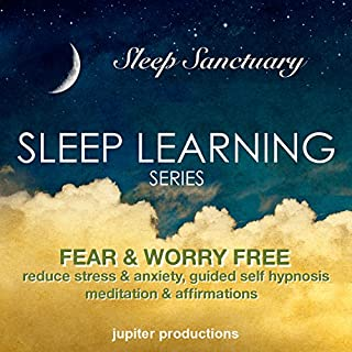 Fear & Worry Free, Reduce Stress & Anxiety cover art