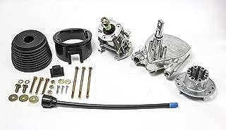 Seastar SH1535094 NFB Marine Mechanical Tilt Steering Dash Module Kit with SH91500