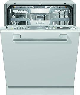 Miele G 7100 - Lavavajillas con cajón 3D MultiFlex, A +++, 213 kWh, QuickPowerWash, secado automático, 14 programas, 44 dB, 6 programas de lavado, color blanco brillante acero inoxidable