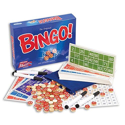 Gibsons G224 Bingo Game, Multi
