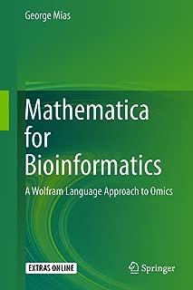 Best mathematica for bioinformatics Reviews