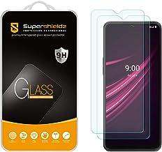 (2 Pack) Supershieldz Designed for T-Mobile Revvl V+ 5G / Revvl V Plus 5G Tempered Glass Screen Protector, Anti Scratch, B...